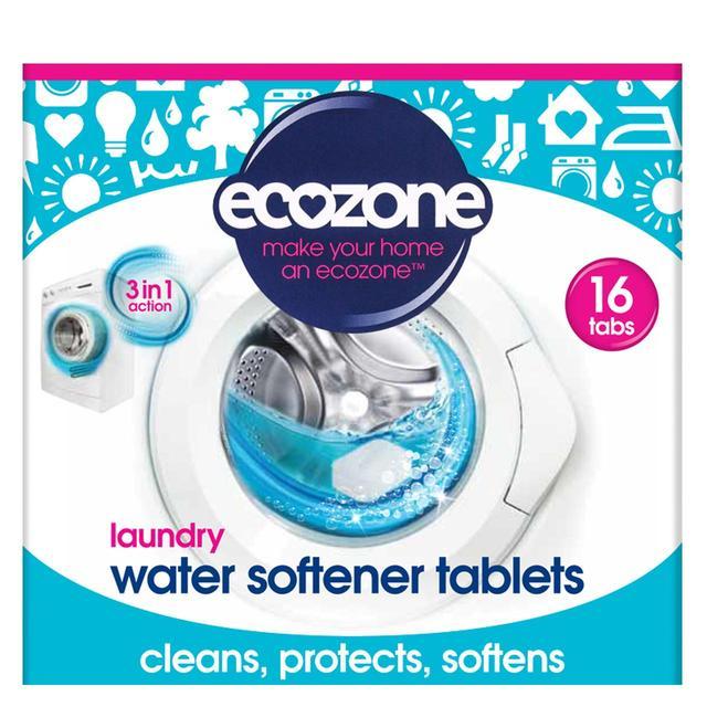 Ecozone tablety na změkčení vody 16ks Image