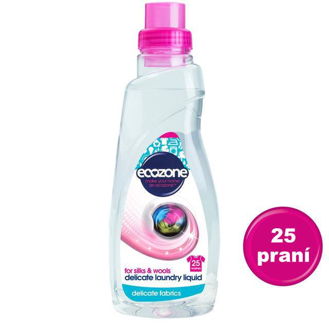 Ecozone prací gel na bavlnu a hedvábí 750ml Image