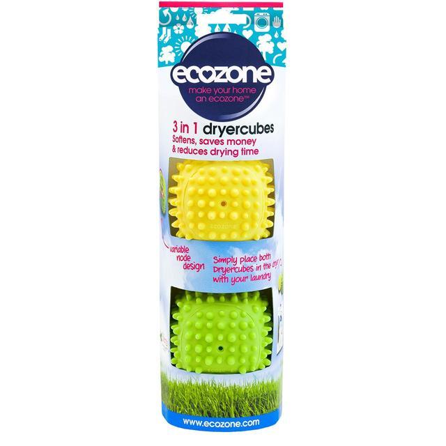 Ecozone Cubes pro sušičky prádla (2 ks) Image