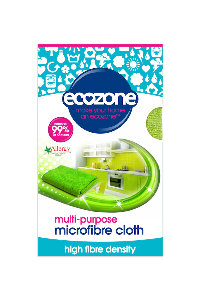 Ecozone univerzální utěrka zmikrovlákna Image