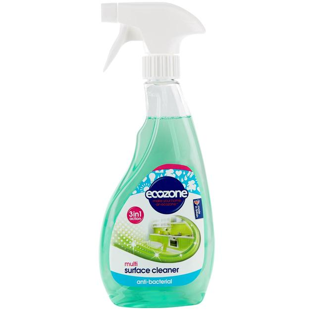 Ecozone antibakteriální úklidový sprej 3v1 500ml Image