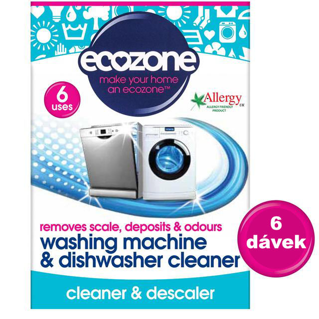 Ecozone čistič myček a praček Image