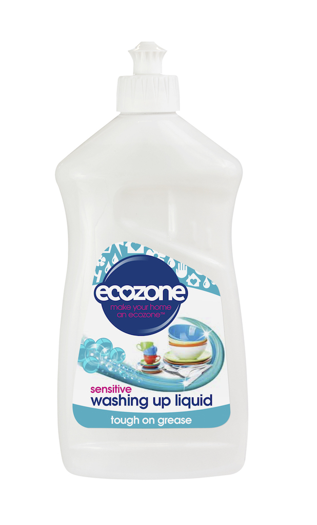 Ecozone na ruční mytí nádobí Sensitive 500ml Image